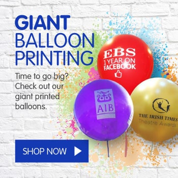 giant balloon printing