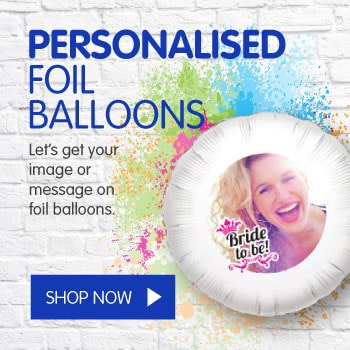 "22"" Personalised Foils"