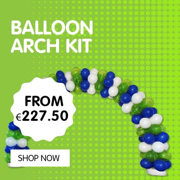 Balloonman | Balloonman Dublin | Balloon Decoration & Party