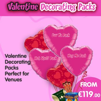 Valentine Decorating Packs new