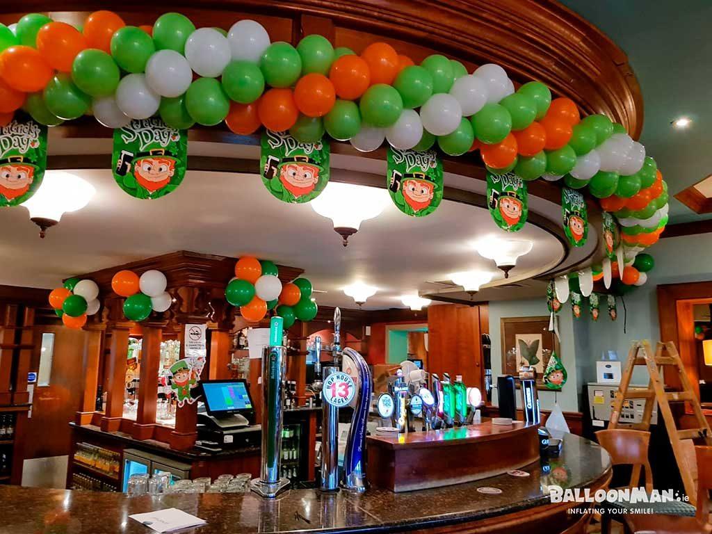 Balloonman Balloonman Dublin Balloon Decoration Party Supplies