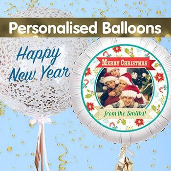 Xmas-Personalised-Balloons