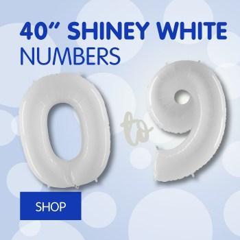 shiney-white